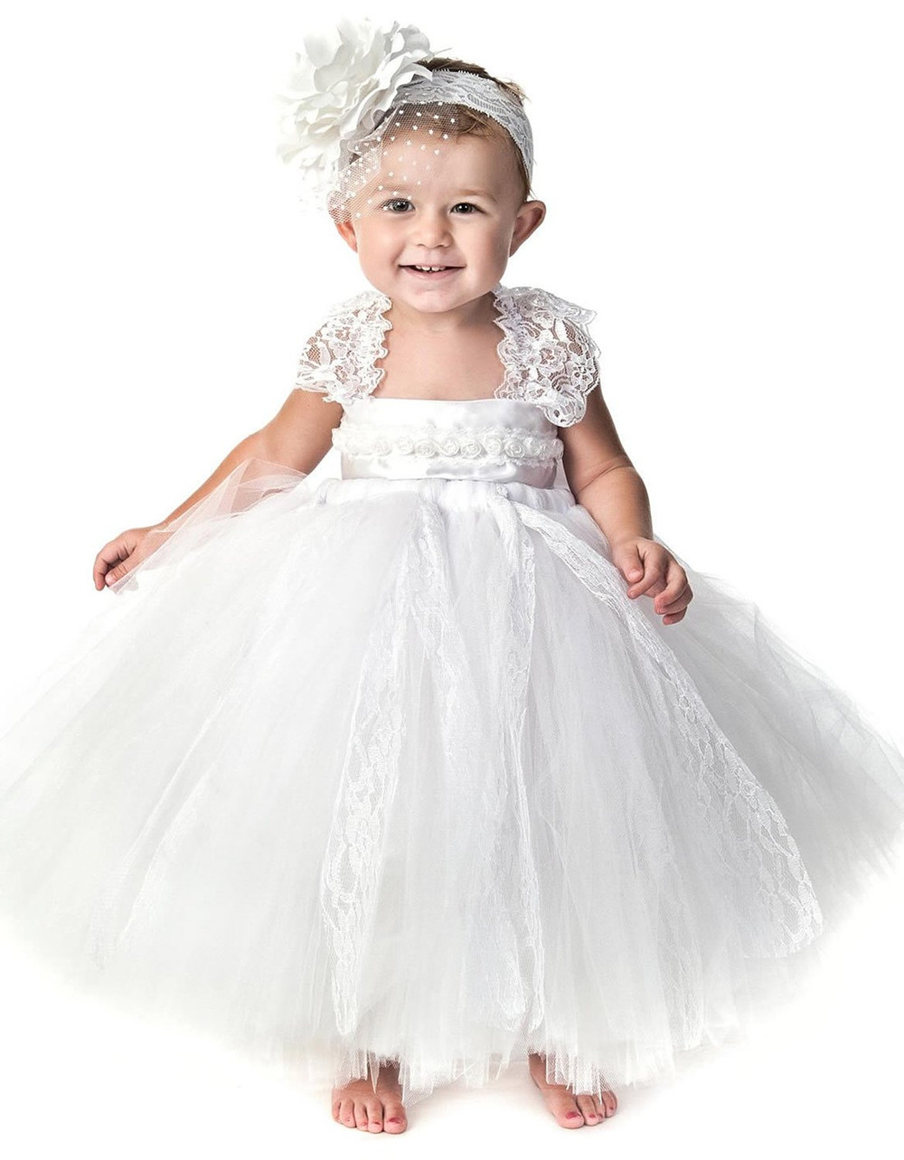 Cute baby dress birthday pageant gown for little girlstulle tutu cute baby dress birthday pageant gown for little girlstulle tutu first communion dresses for girlsjunior bridesmaid gowns ombrellifo Image collections